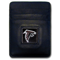 Atlanta Falcons Executive NFL Money Clip/Card Holder