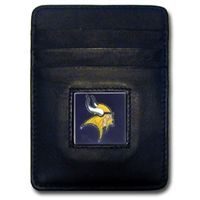 Minnesota Vikings Executive NFL Money Clip/Card Holder