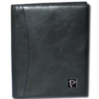 Leather Portfolio - Atlanta Falcons