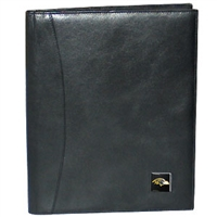 Baltimore Ravens Leather Portfolio