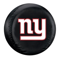 New York Giants Spare Tire Cover (Large) (Black)
