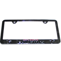 Atlanta Falcons 3D License Tag Frame