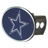 Dallas Cowboys NFL Oval Hitch Cover