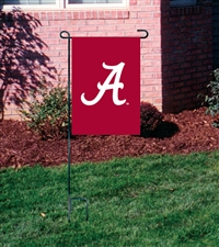 Alabama Crimson Tide Garden Mini Window Flag
