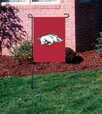 Arkansas Razorbacks Garden Mini Window Flag