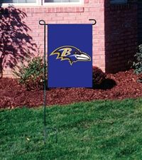 Baltimore Ravens NFL Garden Mini Window Flag