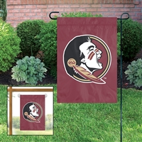 Florida State Seminoles Garden Mini Window Flag