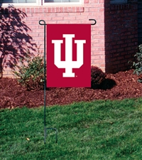 Indiana Hoosiers Garden Mini Window Flag