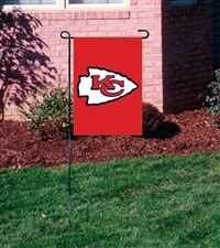 Kansas City Chiefs NFL Garden Mini Window Flag