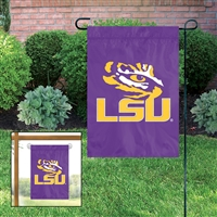 LSU Tigers Garden Mini Window Flag