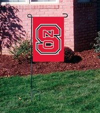 North Carolina State Wolfpack Garden Mini Window Flag
