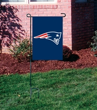 New England Patriots NFL Garden Mini Window Flag