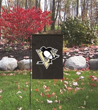 Pittsburgh Penguins Garden Mini Window Flag