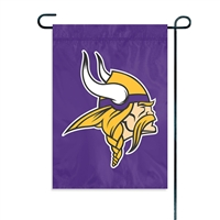 Minnesota Vikings NFL Garden Mini Window Flag