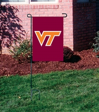 Virginia Tech Hokies Garden Mini Window Flag