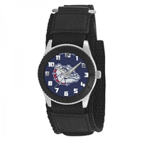 Gonzaga Bulldogs NCAA Youth Rookie Series Watch (Black)