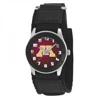 Minnesota Golden Gophers NCAA Kids Rookie Series watch (Black)