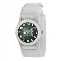Hawaii Rainbow Warriors NCAA Kids Rookie Series Watch (White)
