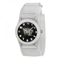 Wake Forest Demon Deacons NCAA Kids Rookie Series Watch (White)