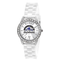 Colorado Rockies MLB Women's Frost Series Watch