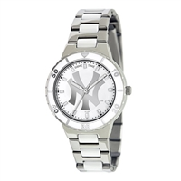 New York Yankees MLB Ladies Pro Pearl Series Watch