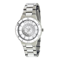 Seattle Mariners MLB Ladies Pro Pearl Series Watch