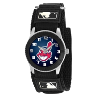 Cleveland Indians MLB Kids Rookie Series watch (Black)
