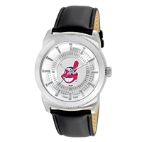 Cleveland Indians MLB Men's Vintage Series Watch