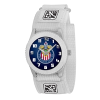 Chivas USA MLS Kids Rookie Series Watch (White)