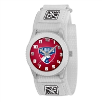 FC Dallas MLS Kids Rookie Series Watch (White)