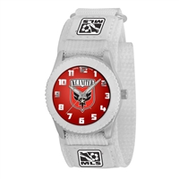DC United MLS Kids Rookie Series Watch (White)