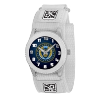 Philadelphia Union MLS Kids Rookie Series Watch (White)