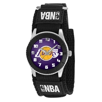 Los Angeles Lakers NBA Kids Rookie Series Watch (Black)