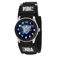 Oklahoma City Thunder NBA Kids Rookie Series Watch (Black)