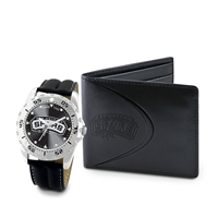 San Antonio Spurs NBA Men's Watch & Wallet Set