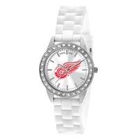 Detroit Red Wings NHL Women's Frost Series Watch