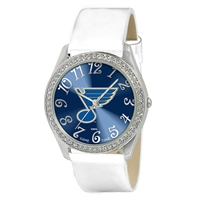 St. Louis Blues NHL Ladies Glitz Series Watch