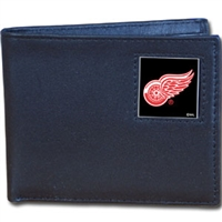 NHL Bifold Wallet in Tin - Detroit Red Wings