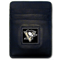 NHL Money Clip/Cardholder - Pittsburgh Penguins