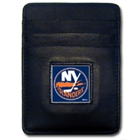 NHL Money Clip/Cardholder - New York Islanders