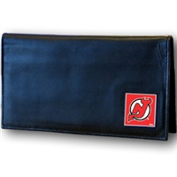 NHL Dylex Checkbook Cover in Box - New Jersey Devils