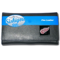 Detroit Red Wings NHL Female Wallet