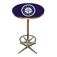 Seattle Mariners MLB Pub Table