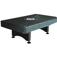 Winnipeg Jets NHL 8 Foot Pool Table Cover