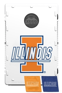 University of Illinois Fighting Illini Bag Toss Game by Baggo