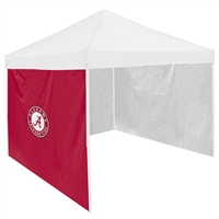 Alabama Crimson Tide NCAA 9' x 9' Tailgate Canopy Tent Side Wall Panel