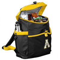 Appalachian State Mountaineers NCAA Backpack Cooler
