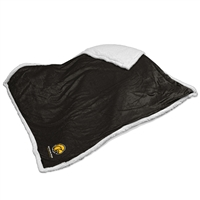 Southern Mississippi Eagles NCAA Soft Plush Sherpa Throw Blanket (50in x 60in)