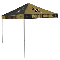 Vanderbilt Commodores NCAA 9' x 9' Checkerboard Color Pop-Up Tailgate Canopy Tent