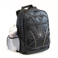 Vanderbilt Commodores NCAA 2-Strap Stealth Backpack